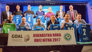 Najlepší jedinci z VI. ligy sa koncom novembri stretli na GOAL TRAVEL Jedenástke roka v Rumanovej.