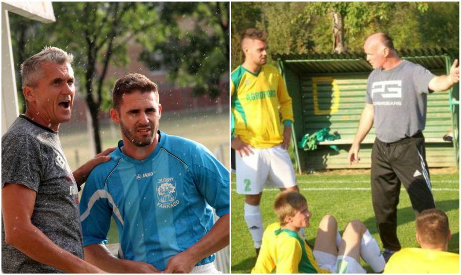 Za výbornými mužstvami sú výborní tréneri, Pavol Bartoš a Ján Mészáros takýchto zápasoch už odkoučovali desiatky.