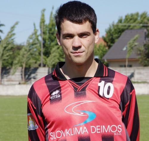 Jeden z lídrov je záložník Róbert Rehorčík.